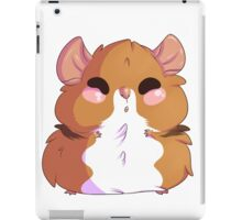 Hamster Everything iPad Case/Skin