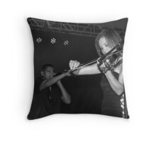 Delhi 2 Dublin - Kytami & Sanjay Throw Pillow