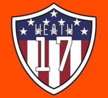 Tobin Heath #17 | USWNT Kids Tee