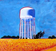 Water Tower by eolai