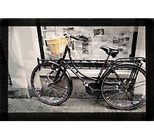 On the Wheel Photographic Print