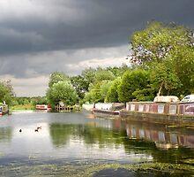 Waterside by Wulfrunnut