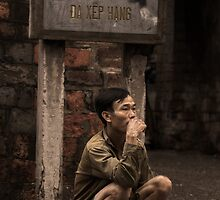Daydreaming the Vietnamese way by Gordito73