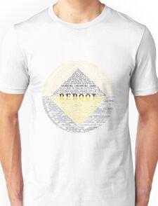 ReBoot Typography Unisex T-Shirt