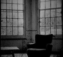 Alone ~ West Park Asylum by Josephine Pugh