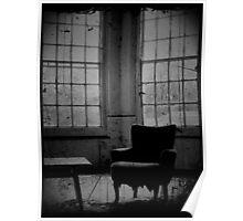 Alone ~ West Park Asylum Poster
