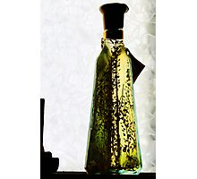Spice In A Bottle Photographic Print
