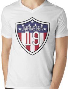 Julie Johnston #19 | USWNT Mens V-Neck T-Shirt