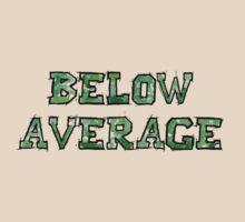 Below Average by AnnieDoesArt