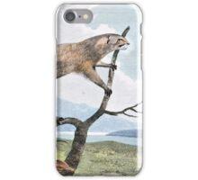 Ichneumon (Mongoose) Wildlife Art iPhone Case/Skin