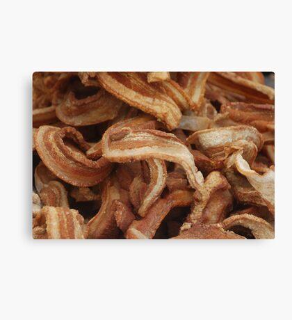 Bacon Canvas Print