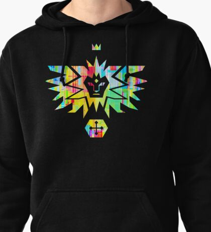 Noble House of the winged Lion Pullover Hoodie