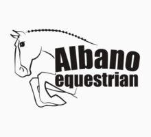 Albano Equestrian One Piece - Long Sleeve