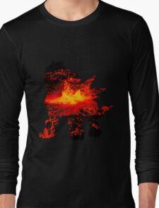 Entei used eruption Long Sleeve T-Shirt