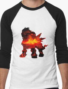 Entei used eruption Men's Baseball ¾ T-Shirt