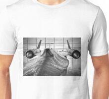 SR 71 Blackbird Unisex T-Shirt