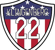 Meghan Klingenberg #22 | USWNT by dysfnctnlysane