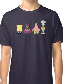 Minimalist Crew Classic T-Shirt