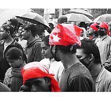 Communism at Rise Photographic Print