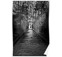 Bulga Bridge #2 Poster