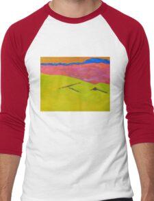 By Muckish 1 - Donegal Men's Baseball ¾ T-Shirt