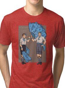 An Impromptu Surprise Tri-blend T-Shirt
