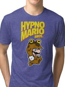 HypnoMario Bros Tri-blend T-Shirt