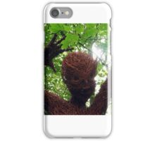 Willow woman iPhone Case/Skin
