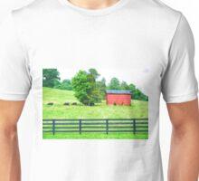 Farmlife in the Fork Unisex T-Shirt