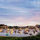 Wychemere Harbor, Cape Cod by bettywiley
