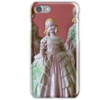 VINTAGE DOLLS iPhone Case/Skin