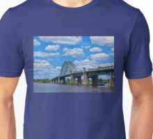 Cross Over The Bridge  Unisex T-Shirt