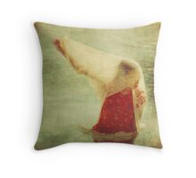 if you fall asleep down by the water Throw Pillow