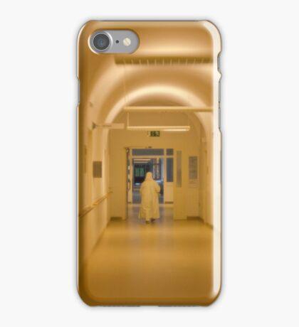 Following Florence iPhone Case/Skin