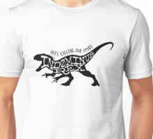 Stencil: Indominus Rex Unisex T-Shirt