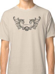 I Open at the Close - Black Version Classic T-Shirt