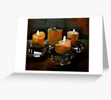 Glimmer of Hope Greeting Card