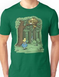 My Neighbor in Wonderland T-Shirt