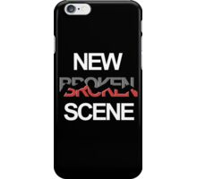 New Broken Scene 1 iPhone Case/Skin