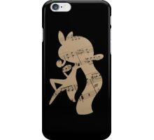 Meloetta used sing iPhone Case/Skin