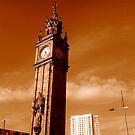 Belfast by Chris Millar