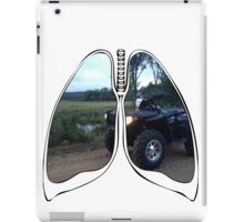 Lungs - ATV Trails iPad Case/Skin