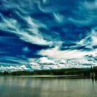 Amazing Sky over Stilec by Ethem Kelleci