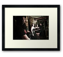 The Clan 2 Framed Print