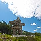 What is an Inukshuk? by Judy Grant