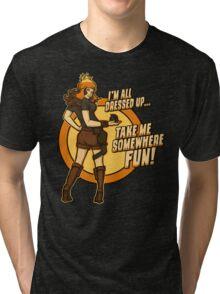 Vera Tri-blend T-Shirt