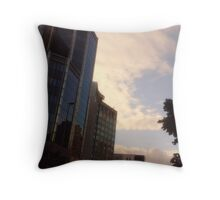 Great Victoria Street, Belfast Throw Pillow