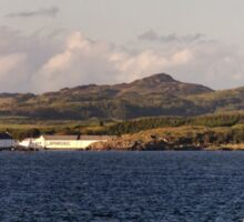 Islay: Sailing with Laphroaig Sticker