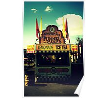 Funnel Cakes Poster