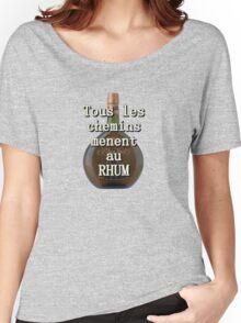 Rhum Women's Relaxed Fit T-Shirt